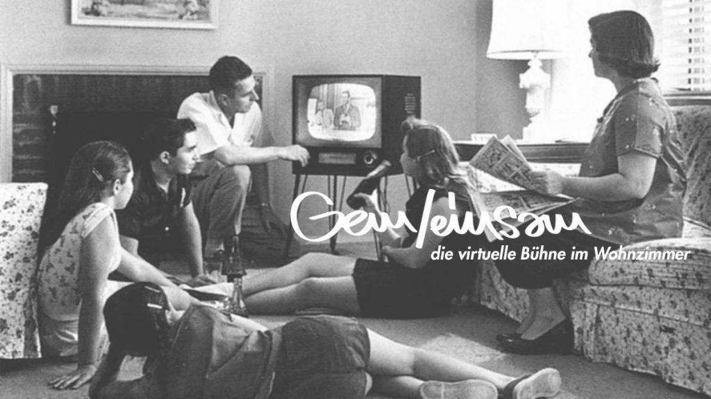 gem/einsam - die virtuelle Bühne im Wohnzimmer